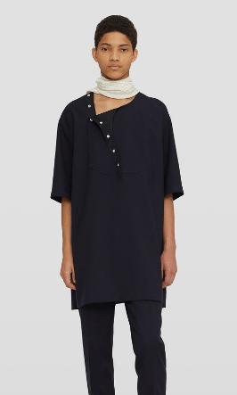 Jil Sander - Shirts - for MEN online on Kate&You - JSMS420731-MS202500A K&Y10450