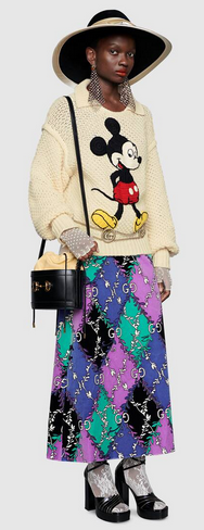 Gucci - Borse a spalla per DONNA Sac seau détail Gucci Horsebit 1955 online su Kate&You - 602118 1DBUG 9095 K&Y8369