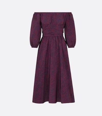 Dior Midi dress Kate&You-ID12239
