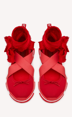 Red Valentino - Sneakers per DONNA online su Kate&You - TQ2S0B99VGZ CC7 K&Y6546
