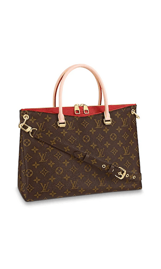Louis Vuitton Shoulder Bags Pallas MM Kate&You-ID8689