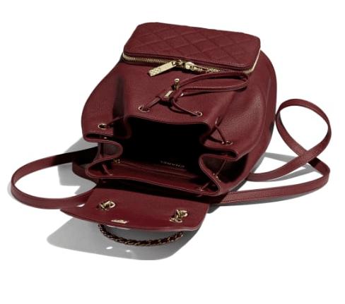 Chanel - Sacs à dos pour FEMME online sur Kate&You - A93748 B00098 N4859 K&Y5736
