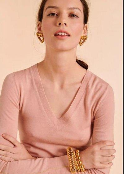 Tara Jarmon - Pulls pour FEMME online sur Kate&You - 13826-N2687-891 K&Y2417