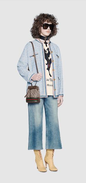 Gucci - Mini Borse per DONNA online su Kate&You - 550620 96I3B 8745 K&Y6330