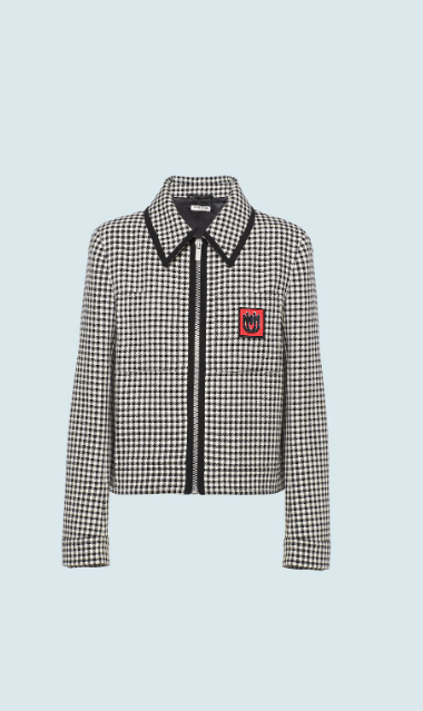 Miu Miu Fitted Jackets Kate&You-ID7894