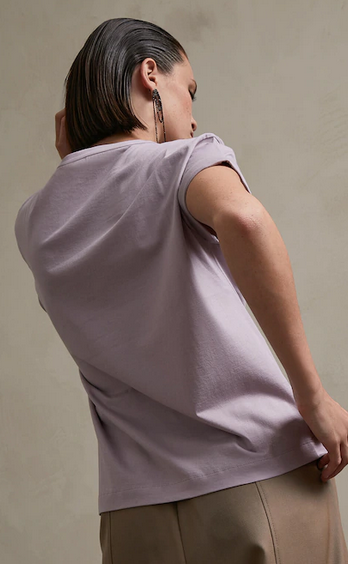 Brunello Cucinelli - T-shirts pour FEMME online sur Kate&You - SKU 202M0045BR810 K&Y8930
