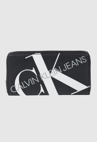 Calvin Klein Wallets & Purses PORTEFEUILLE ZIPPÉ Kate&You-ID8632