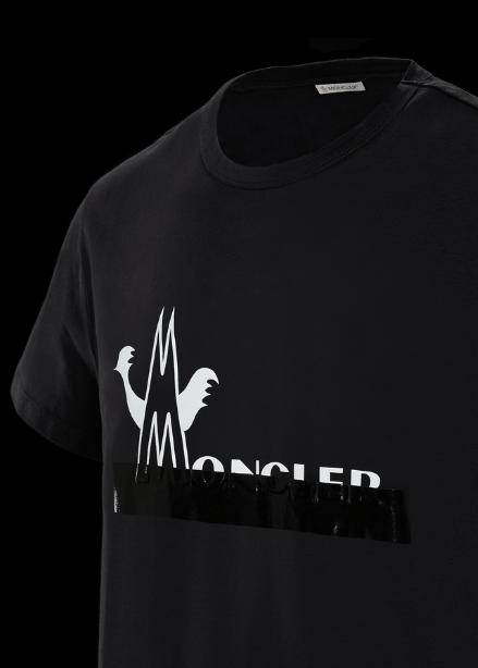 Moncler - T-shirts & canottiere per UOMO online su Kate&You - 0918C709108390T999 K&Y6922