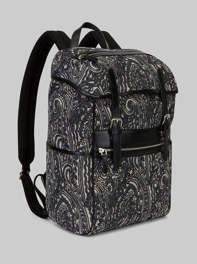 Рюкзаки и поясные сумки - Etro для МУЖЧИН онлайн на Kate&You - 201P1H9688719020001 - K&Y4995