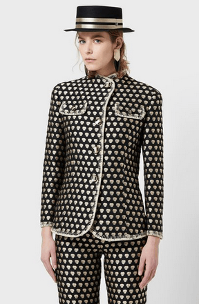 Giorgio Armani Fitted Jackets Kate&You-ID9367