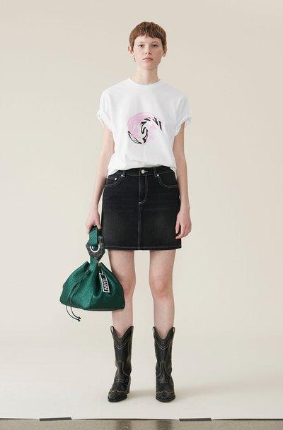 Ganni - Sac à main pour FEMME online sur Kate&You - A2002 K&Y3565