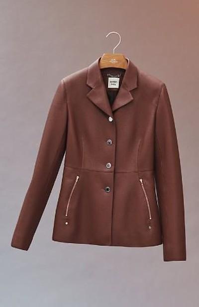Hermes Leather Jackets Kate&You-ID12523