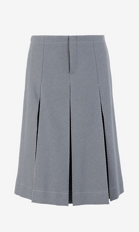 Maison Margiela Knee length skirts Kate&You-ID9837