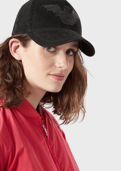 Giorgio Armani - Bonnets & Chapeaux pour FEMME online sur Kate&You - 6372129A500113240 K&Y1927