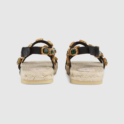 Gucci - Espadrilles - for WOMEN online on Kate&You - 573024 HC5C0 100 K&Y2119