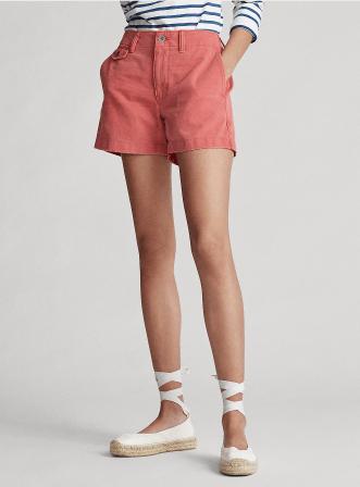 Ralph Lauren - Gonne ginocchio per DONNA Short chino online su Kate&You - 525169 K&Y8540