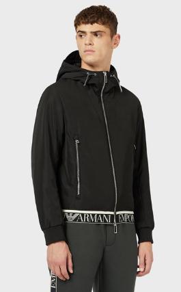 Emporio Armani - Bomber Jackets - for MEN online on Kate&You - 6H1BL61NYAZ10659 K&Y10195