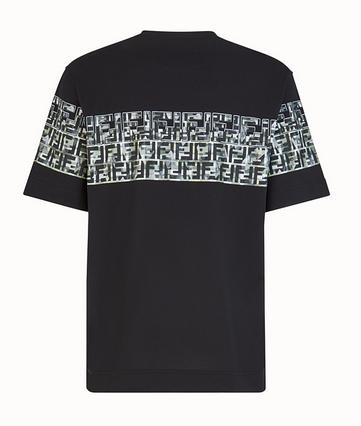 Fendi - T-Shirts & Débardeurs pour HOMME online sur Kate&You - FAF532ABTSF0QA1 K&Y6261