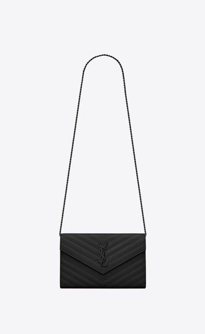 Yves Saint Laurent - Portefeuilles & Pochettes pour FEMME online sur Kate&You - 377828BOW081000 K&Y3705