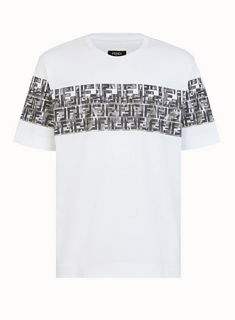 Fendi T-Shirts & Vests Kate&You-ID6261