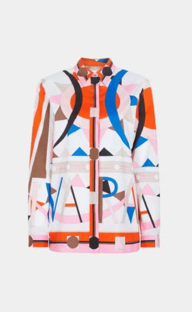 Emilio Pucci Shirts Kate&You-ID8157