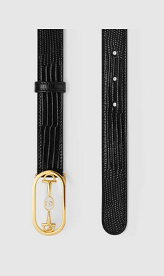 Gucci - Belts - for WOMEN online on Kate&You - 625856 LUZ0G 1000 K&Y9383
