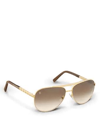 Louis Vuitton Sunglasses Attitude Pilote Kate&You-ID8560
