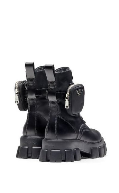 Prada - Boots - Monolith for MEN online on Kate&You - 2UE007_3L09_F0002_F_D002 K&Y11371
