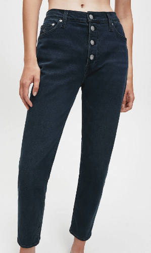 Calvin Klein Cropped Jeans Kate&You-ID10437