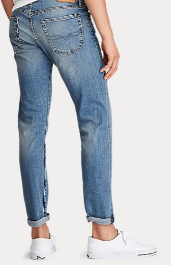 Ralph Lauren - Shorts denim - for MEN online on Kate&You - 492679 K&Y10050