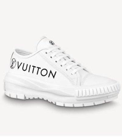 Louis Vuitton Кроссовки SQUAD Kate&You-ID11259