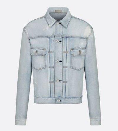 Dior Denim Jackets MKII Kate&You-ID11225