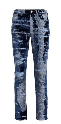 Roberto Cavalli Skinny jeans Kate&You-ID10443