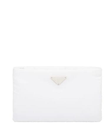 Prada - Clutch Bags - for WOMEN online on Kate&You - 1BF081_2CCJ_F0002_V_OOO K&Y10064