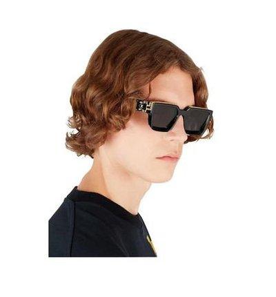Louis Vuitton - Occhiali da sole per UOMO online su Kate&You - Z1165W K&Y4578