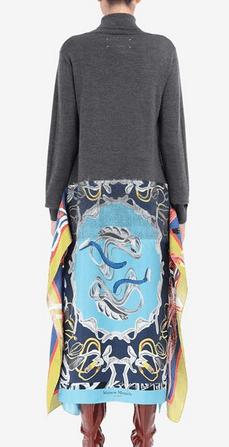 Maison Margiela - Midi dress - for WOMEN online on Kate&You - S29CT0996S17583854M K&Y9841