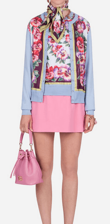Dolce & Gabbana - Pulls pour FEMME online sur Kate&You - FX619TJASKLHC1BN K&Y8515