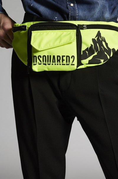Рюкзаки и поясные сумки - Dsquared2 для МУЖЧИН онлайн на Kate&You - BBM001711702173M396 - K&Y3547
