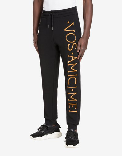 Moschino Slim-Fit Trousers Kate&You-ID2297