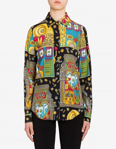 Рубашки - Moschino для ЖЕНЩИН онлайн на Kate&You - 192D A020454521555 - K&Y2292