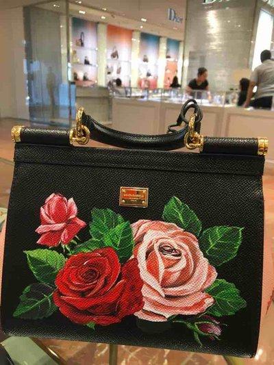 Dolce & Gabbana - Borse tote per DONNA Petit sac Sicily online su Kate&You - K&Y1516