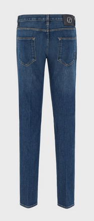 Giorgio Armani - Jeans Regular pour HOMME online sur Kate&You - 3HSJ60SDF7Z1UBN8 K&Y9797