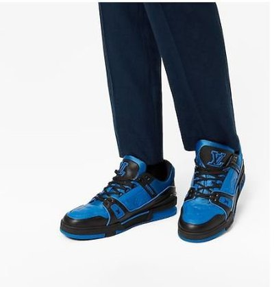 Louis Vuitton - Trainers - LV TRAINER for MEN online on Kate&You - 1A8WF5  K&Y11081