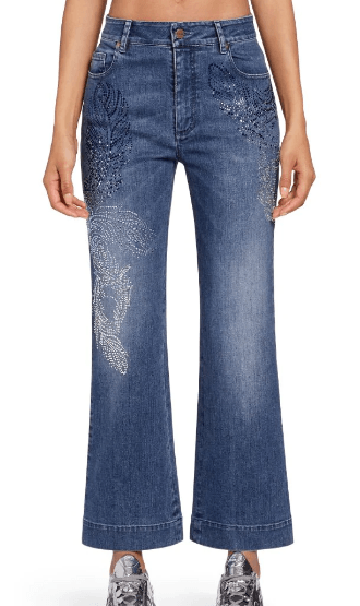 Roberto Cavalli - Bootcut Jeans - for WOMEN online on Kate&You - LQJ236CE024D1646 K&Y10442