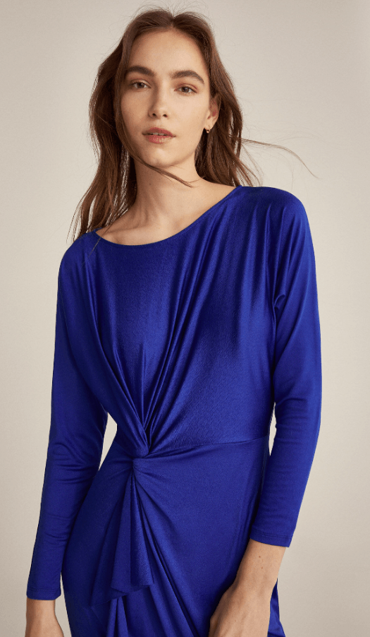 Cortefiel Midi dress Kate&You-ID7241