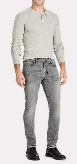 Ralph Lauren - Regular jeans - for MEN online on Kate&You - 530440 K&Y10051