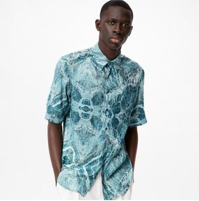 Louis Vuitton - Shirts - for MEN online on Kate&You - 1A977Z K&Y11846