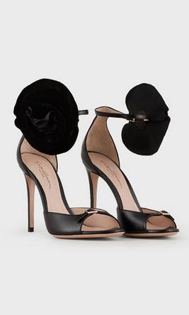 Giorgio Armani - Sandales pour FEMME online sur Kate&You - X1PA13XM5891K001 K&Y9165