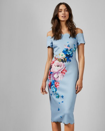Ted Baker Midi dress Kate&You-ID2145
