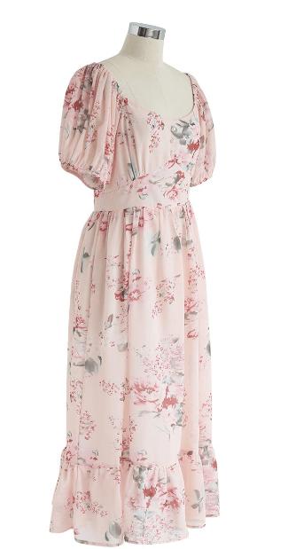 Chicwish - Robes Longues pour FEMME online sur Kate&You - D190504021 K&Y7501